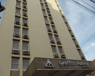 Graffiti Palace Hotel - Jundiai - Building