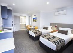 Altitude Motel Apartments - Toowoomba - Bedroom