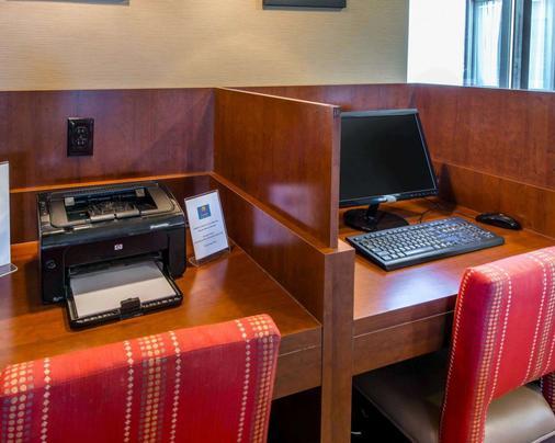 Comfort Inn & Suites - Erie - Khu vực làm việc