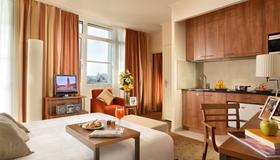 Citadines Apart'hotel Saint-Germain-des-Prés Paris - Paris - Bedroom