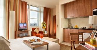 Citadines Apart'hotel Saint-Germain-des-Prés Paris - Paris - Soveværelse