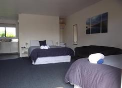 Alpine View Motel - كايكورا - غرفة نوم