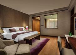 Ascott Raffles City Chengdu - Chengdu - Schlafzimmer