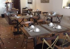 Casa Del Capitel Nazari - Granada - Restaurant