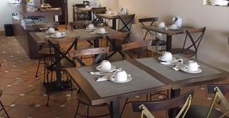Casa Del Capitel Nazari Hotel - Granada - Restaurante