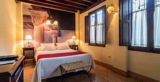 Casa del Capitel Nazari Hotel - Granada - Phòng ngủ