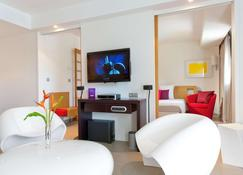 Grand Hotel Montabo - Cayena - Sala de estar