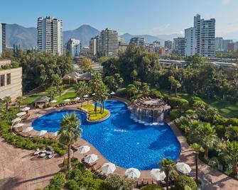 Mandarin Oriental, Santiago - Santiago de Chile - Piscina