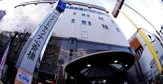 Capsule & Spa Grand Sauna Shinsaibashi - Осака - Здание