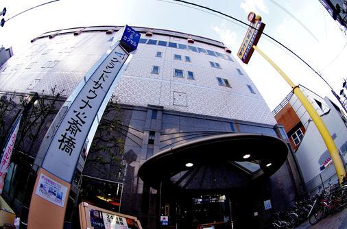 Capsule & Spa Grand Sauna Shinsaibashi - Osaka - Building