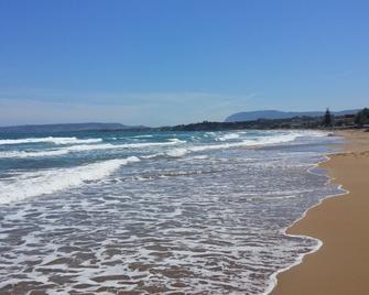 Minerva Beach - Nea Kydonia - Gebouw