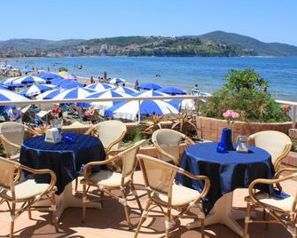 Hotel La Darsena - Agropoli - Balcony