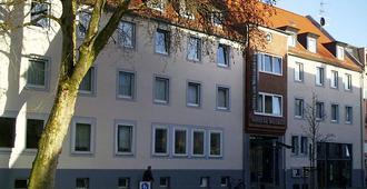 Cvjm Hotel Am Wollmarkt - Braunschweig - Building