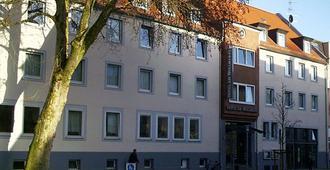 Cvjm Hotel Am Wollmarkt - בראונשווייג