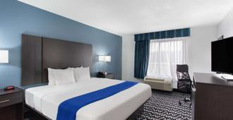 Baymont by Wyndham Charlotte University - Charlotte - Bedroom