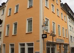 Hotel Zumbusch - Bad Bertrich - Building
