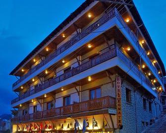 Hotel Egnatia - Metsovo - Building