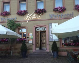 Müller Das Weinhotel - Hammelburg - Gebouw