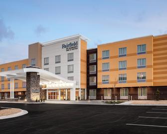 Fairfield Inn & Suites by Marriott Memphis Marion, AR - Marion - Building