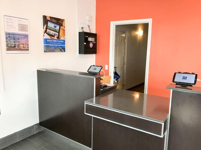 Motel 6 Crescent City - Ca - Crescent City - Recepción