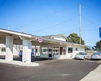 Motel 6 Crescent City, CA - Crescent City - Gebouw