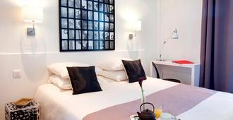 Hotel Colette Cannes Centre - קאן - חדר שינה