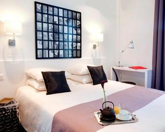 Hotel Colette Cannes Centre - Канни - Bedroom