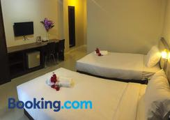 The Room Mahidol Chiang Mai Hotel - Chiang Mai - Phòng ngủ