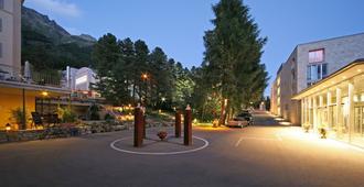 Hotel Saratz Pontresina - Pontresina - Outdoors view