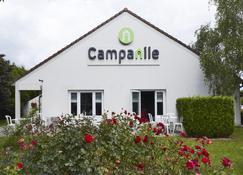 Campanile Arras - Saint Nicolas - Arras - Building