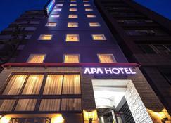 โรงแรมอะป้า นีงาตะ-ฮิกาชินะกะโดริ - นิงาตะ - อาคาร