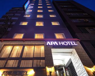 Apa Hotel Niigata-Higashinakadori - Niigata - Κτίριο