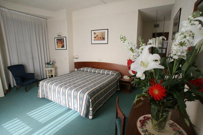 Hotel Columbus - Φλωρεντία - Κρεβατοκάμαρα
