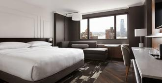 New York Marriott Downtown - New York - Makuuhuone