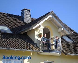 Ferienwohnung Landfein Schalkenmehren - Schalkenmehren - Building