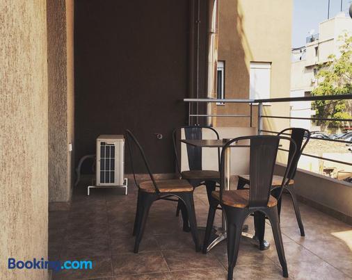 Mc Queen Hotel - Athens - Balcony