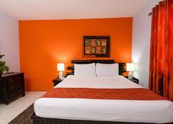Hotel Tim Bamboo - Port Antonio - Kamar Tidur