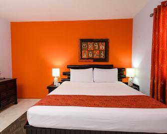 Hotel Tim Bamboo - Port Antonio - Schlafzimmer