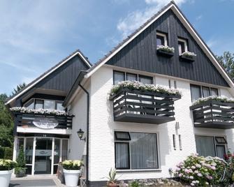 Hotel de Rozenstruik - Ootmarsum - Gebouw