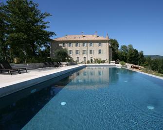Château Les Oliviers de Salettes - Charols - Pool