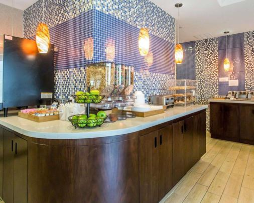 MainStay Suites - Midland - Buffet