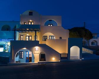Cultural House - Pyrgos Kallistis - Gebouw