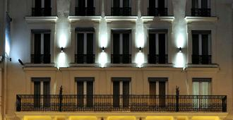 Hotel Waldorf Montparnasse - Paris - Bâtiment