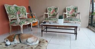 Casa Butantã Usp Hostel/Guest House - Sao Paulo - Living room