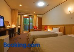 歐悠酒店 - 日光 - 日光 - 臥室
