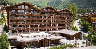 La Cordée des Alpes - Bagnes - Bygning