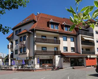 City Hotel Mark Michelstadt - Michelstadt - Edificio