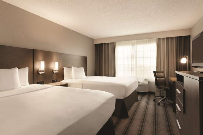 Country Inn & Suites by Radisson, Indy Air South - Indianapolis - Bedroom
