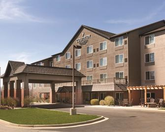 Country Inn & Suites by Radisson, Indy Air South - Indianapolis - Building