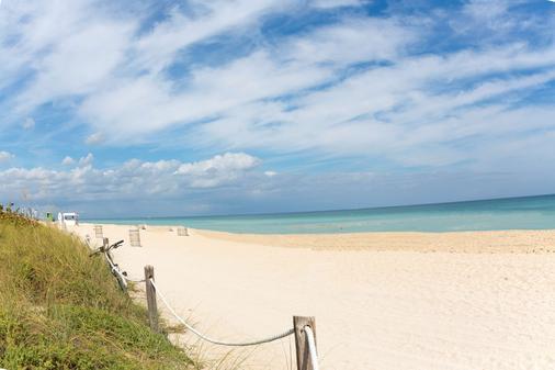 Broadmoor Miami Beach - Miami Beach - Beach